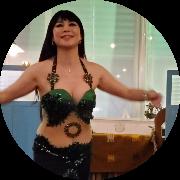 Esmeralda ベリーダンス教室 北上教室