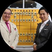 プロ棋士神吉七段の大逆転将棋倶楽部