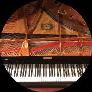 愛知県西尾市・音楽教室