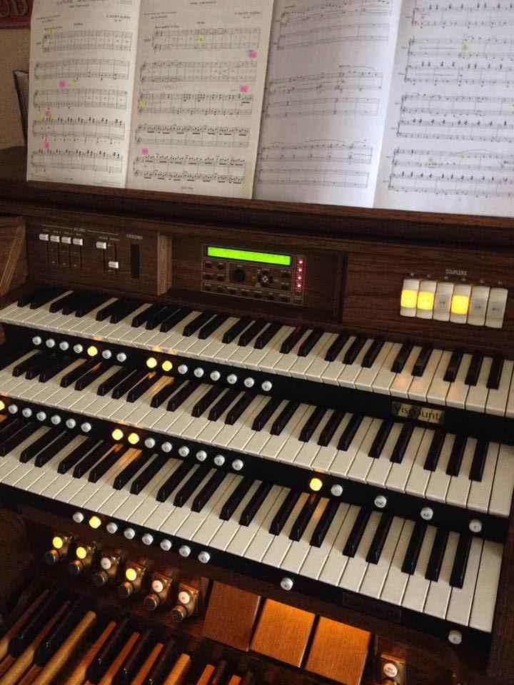 ピアノ・オルガン教室