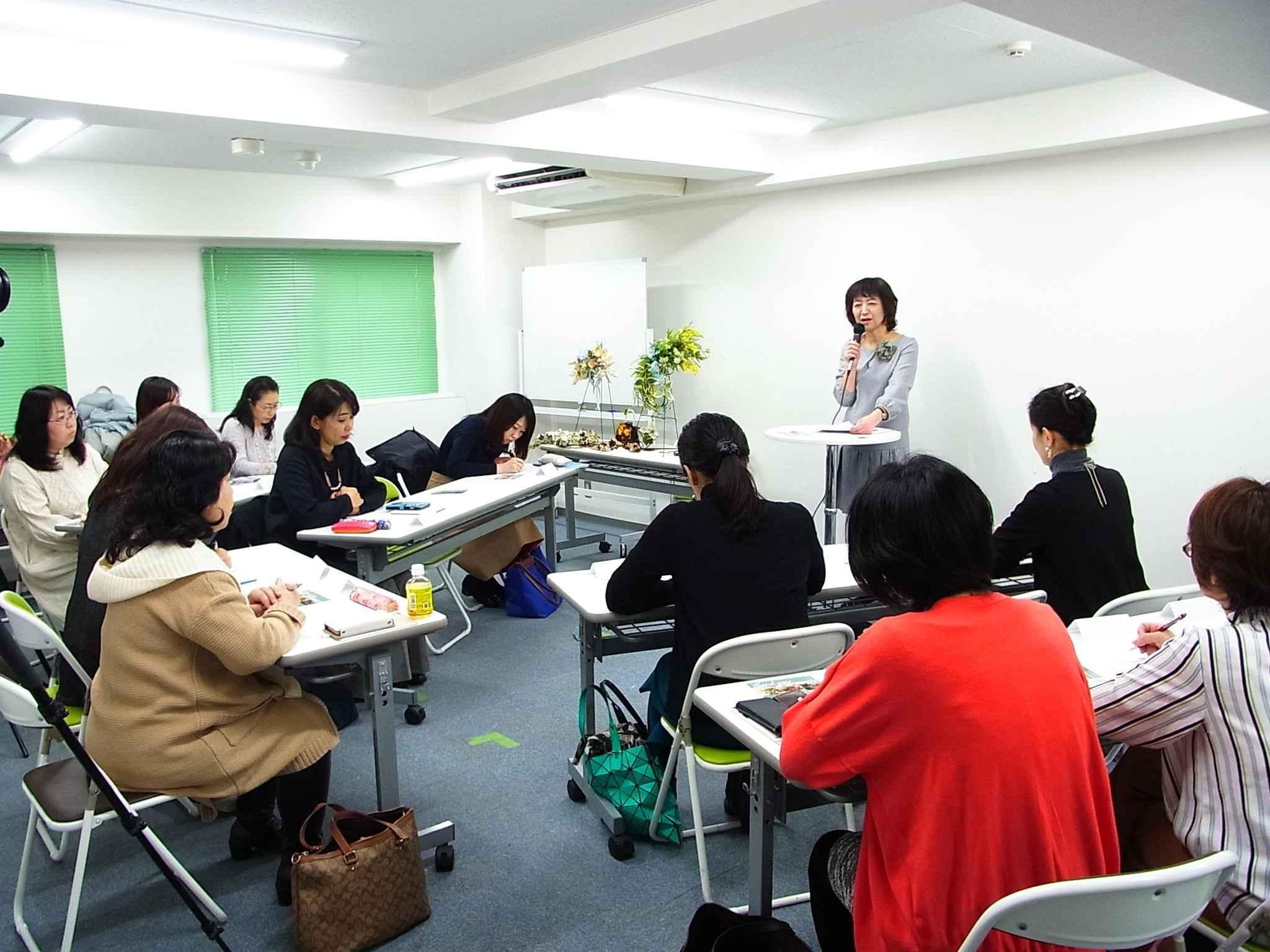 教室運営・集客ノウハウ 作品・運営・人生 最強の3柱