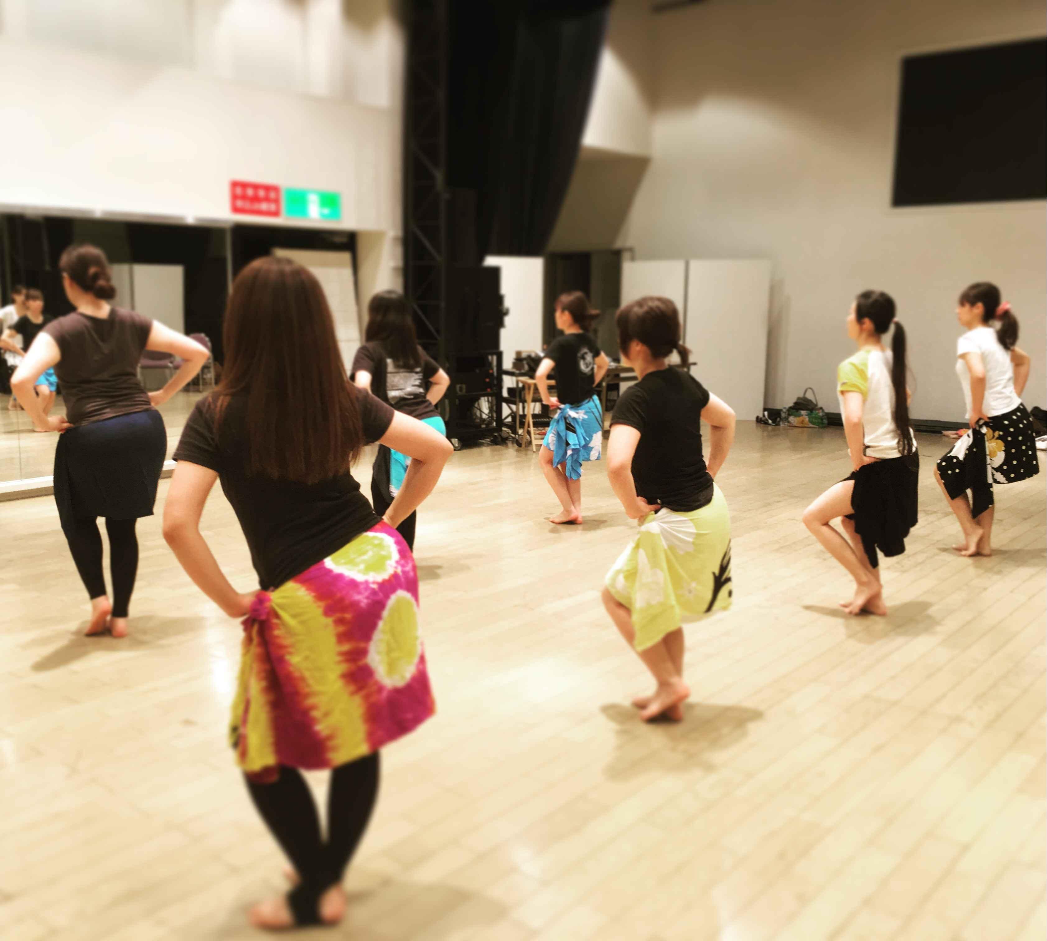 TAURUA NUI 伊勢崎教室