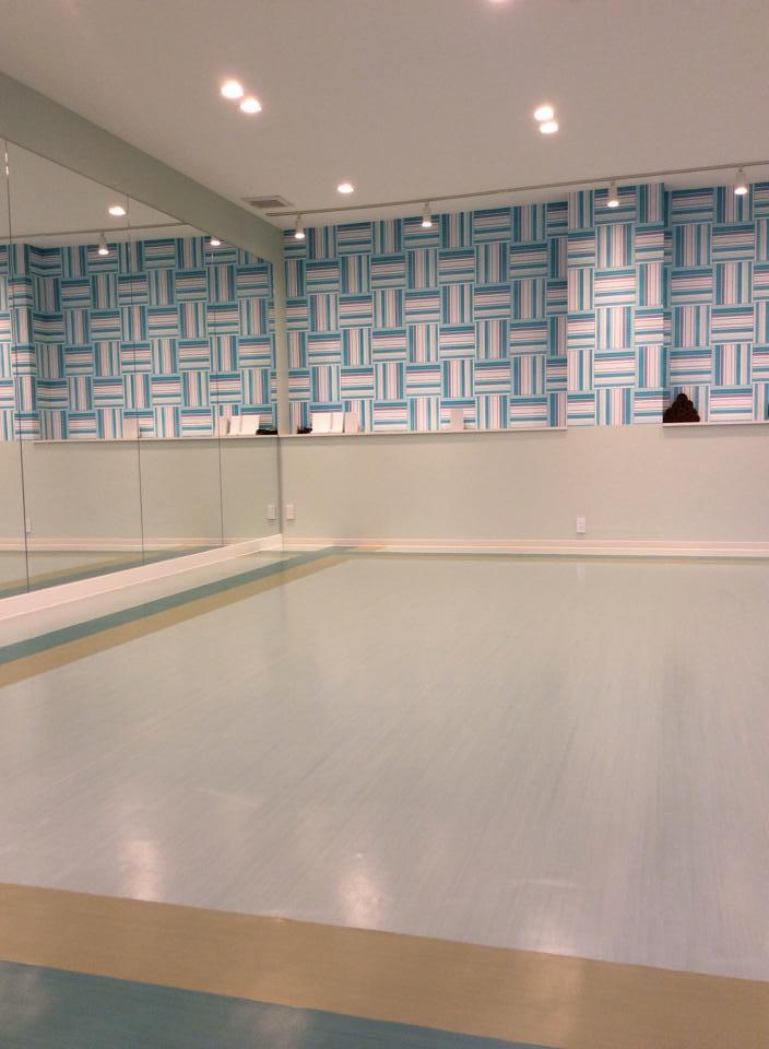 マリカベリーダンススクールフルーム 下関教室