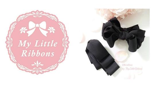 リボンとお花と可愛い小物の教室「My Little Ribbons」