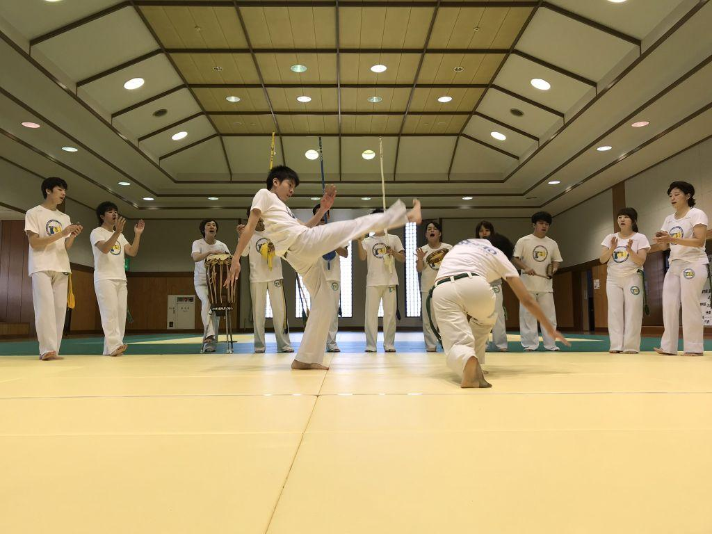 gueto capoeira大阪