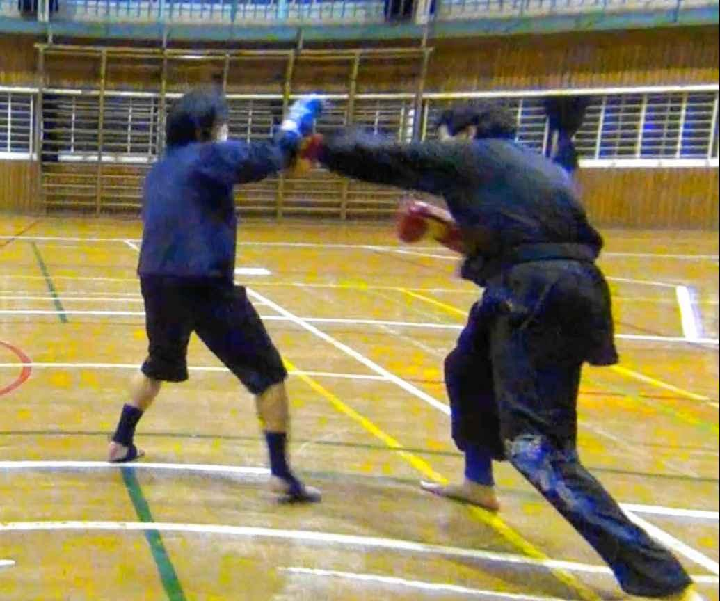 スポーツ団体新拳法小竜会