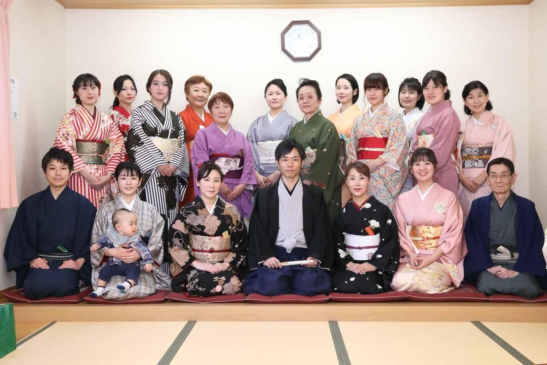 千葉県船橋市・藤蔭流日本舞踊教室