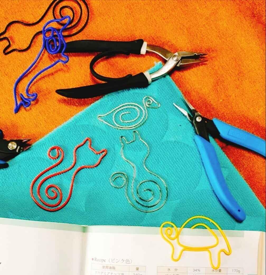 Sen Craft Wire English 英語で学ぶワイヤーアート