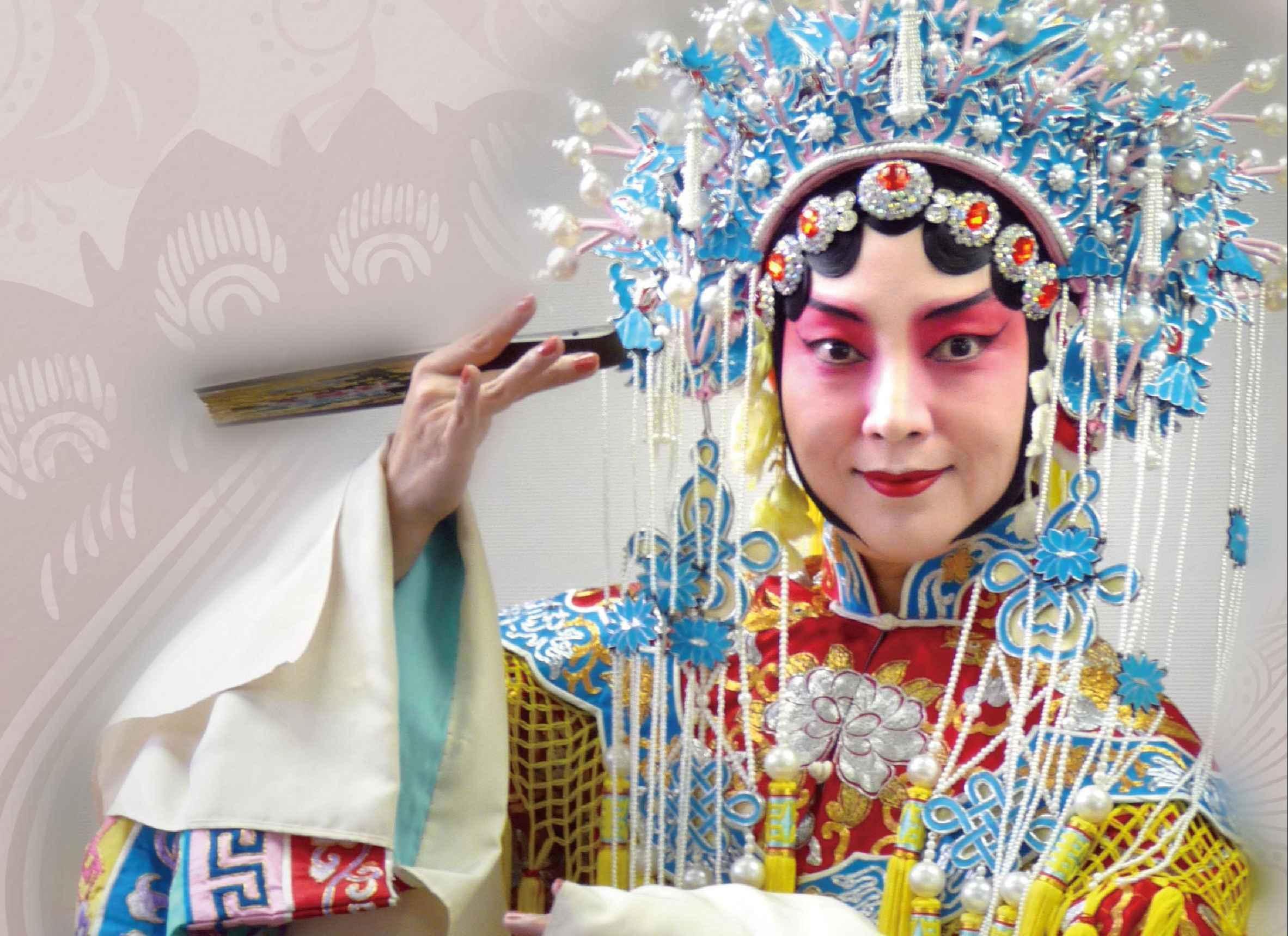 唱を京劇から学ぼう♪「唱クラス」 京劇教室
