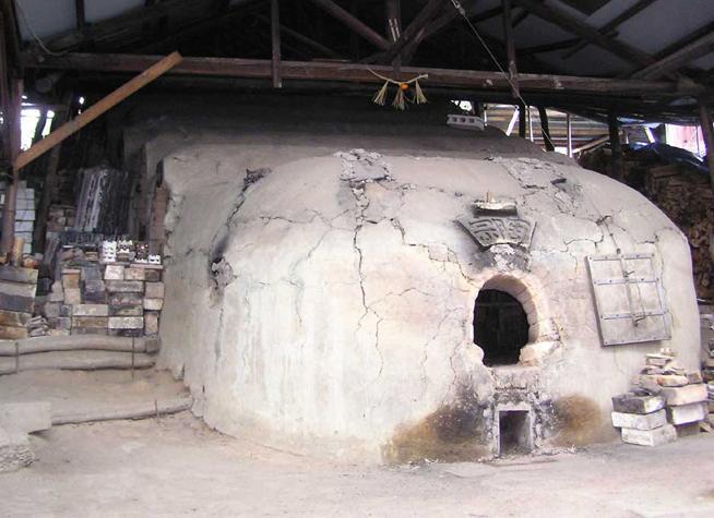登り窯 宗陶苑 陶芸教室