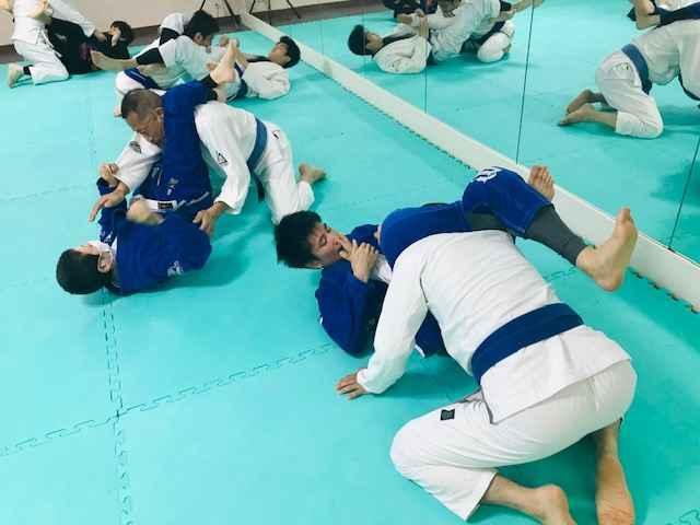 楽しく学ぶ・高円寺  ストロングスピリット柔術