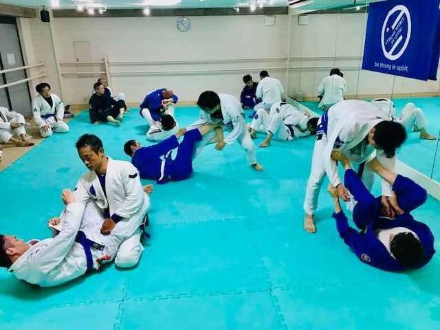 高円寺 で柔術しよう! ストロングスピリット柔術