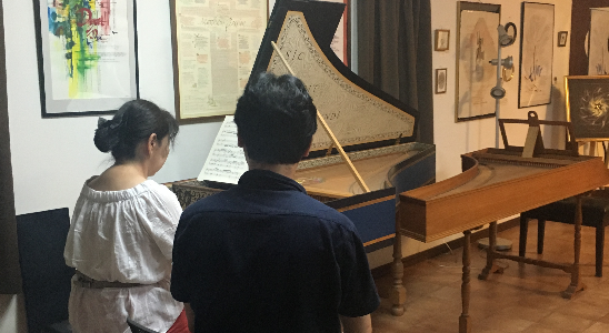 O'Haras チェンバロレッスン 東京教室