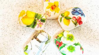 今流行りのオリジナル石鹸デコパージュ を作ろう!