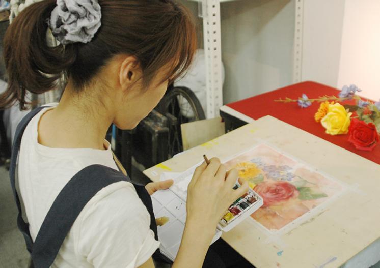 新宿世界堂本店6F 「アートカルチャー」