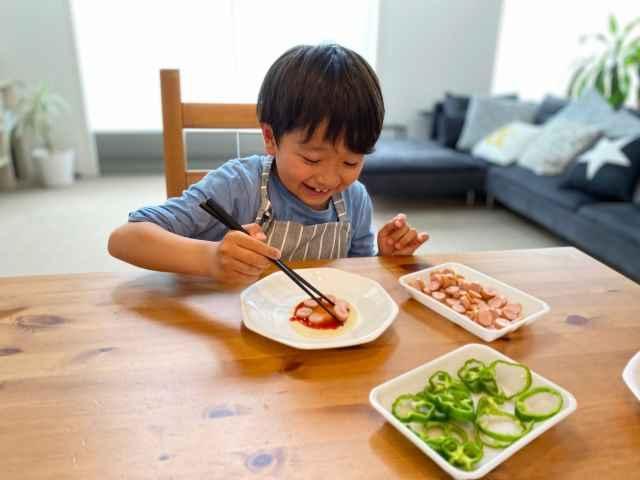 ドリーム72キッズマナー幼児教室主催「お箸の持ち方1dayレッスン」