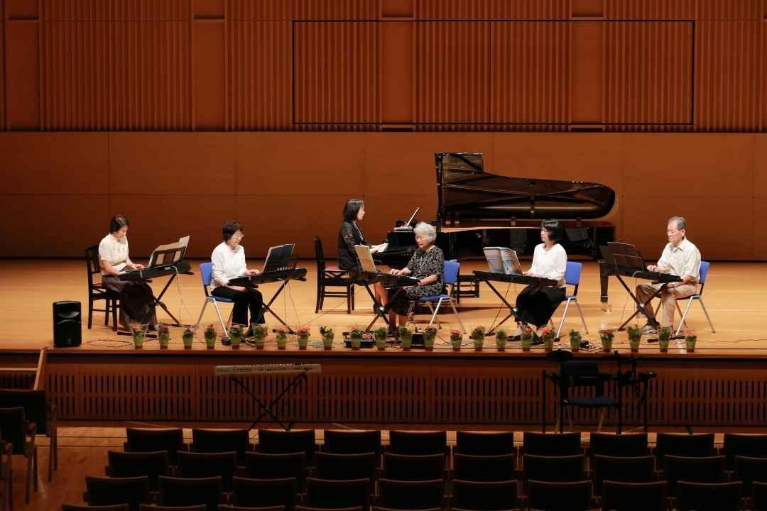 ピアノ・リトミック教室