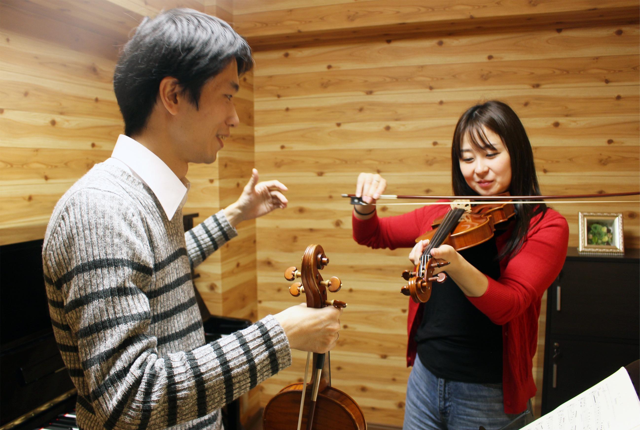 山下ヴァイオリン・ピアノ教室 大阪・本町