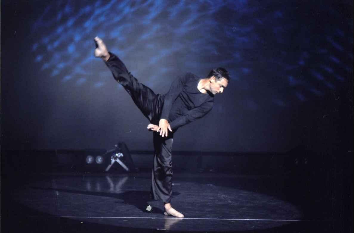 コンテンポラリーダンス レッスン*外国人振付家