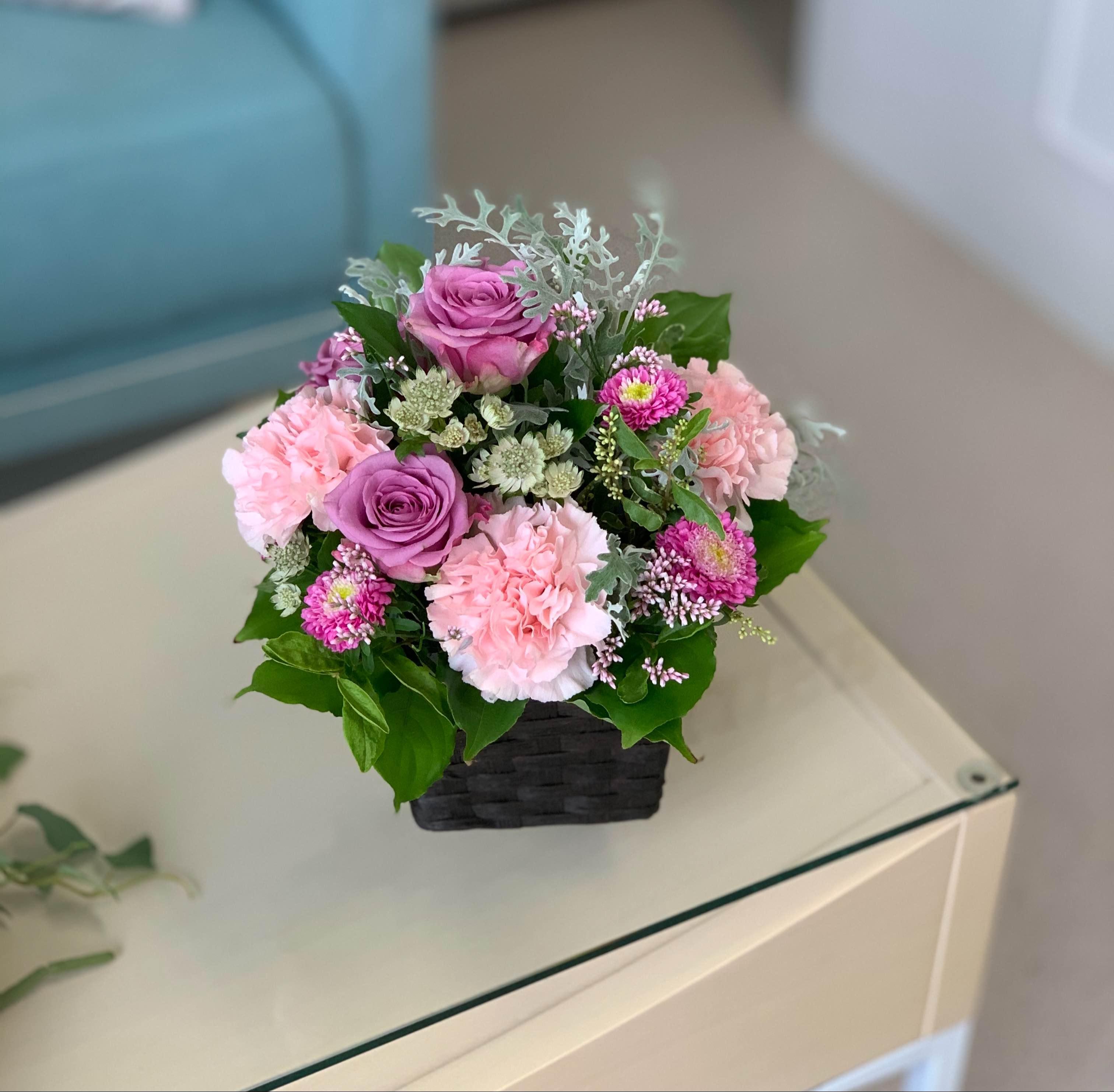 五感で楽しむ癒しの花サロンアリュールブーケット