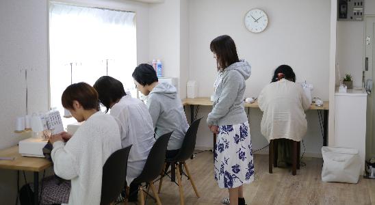 手作り教室 東京ダックス