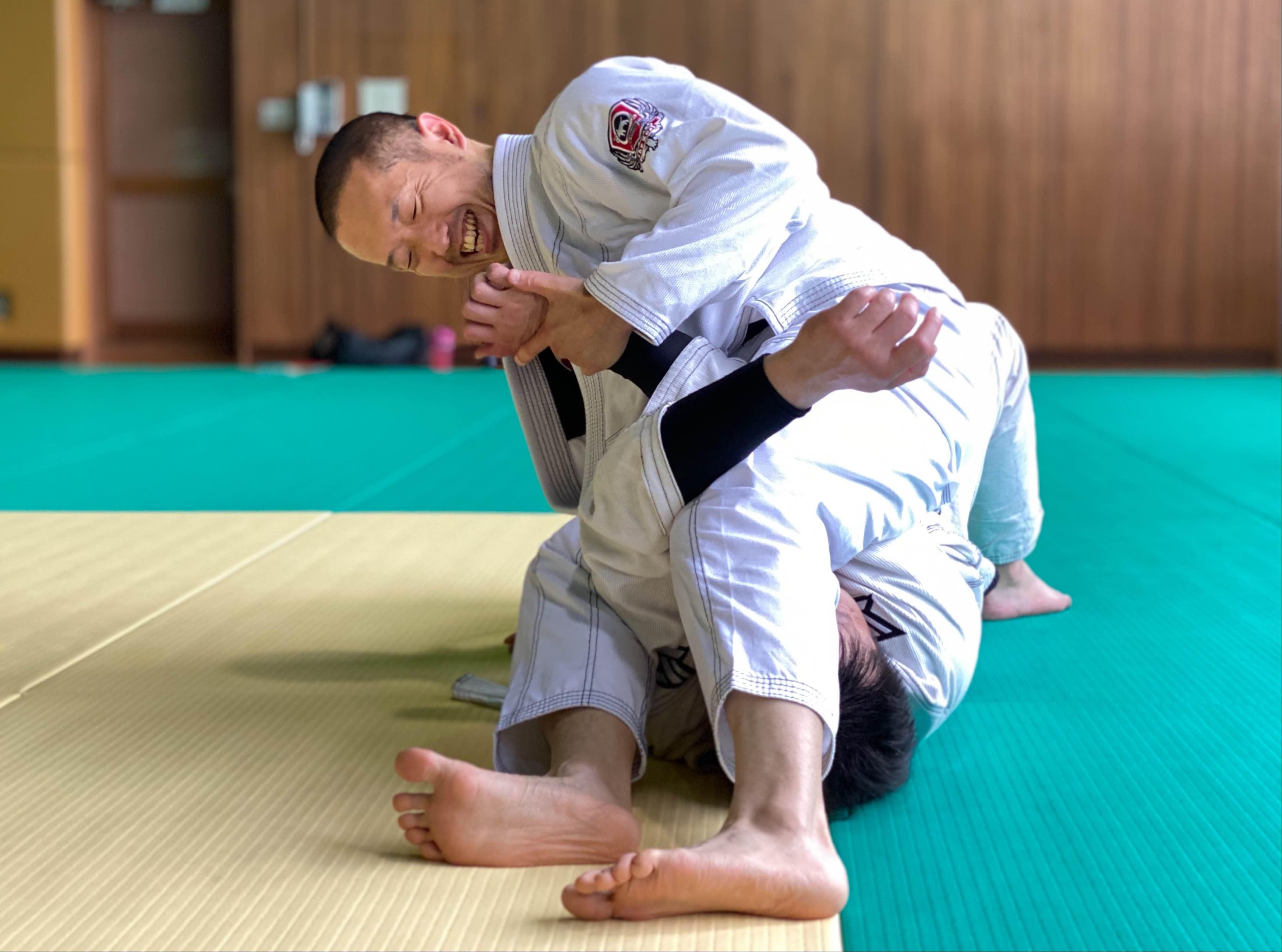 ブラジリアン柔術アカデミーRJJ|埼玉県 上尾 桶川 格闘技ジム