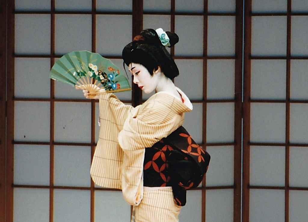 花崎流 地唄舞(日本舞踊)教室 三鷹稽古場