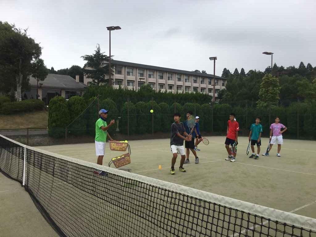 三笠テニススクール