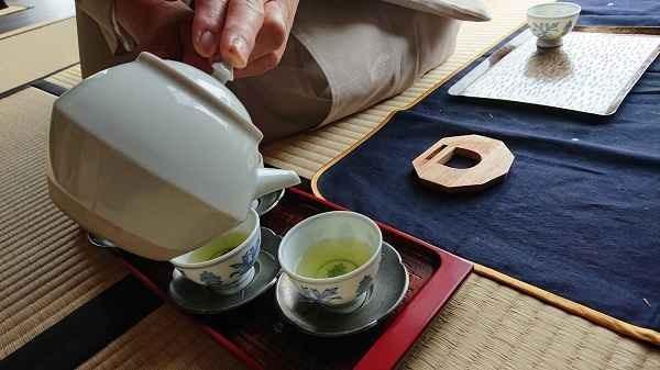 【完全予約制】竹亭流煎茶