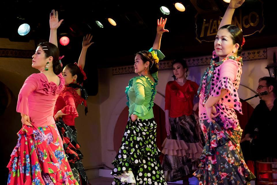 和田裕子フラメンコ舞踊基礎クラス 横浜駅7分クラス