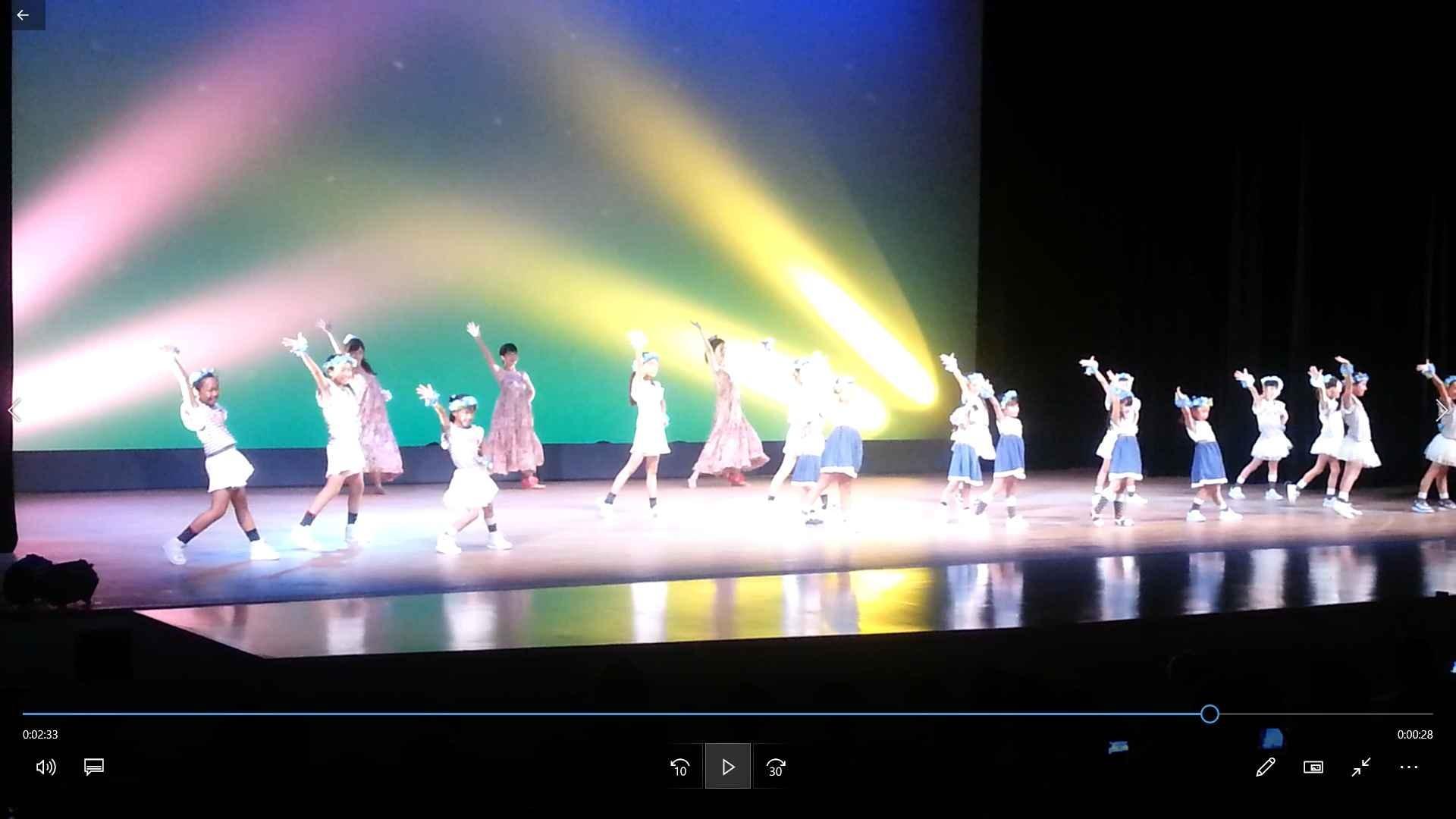 吉香まい タレントダンスセンター