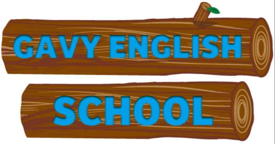 Gavy English school