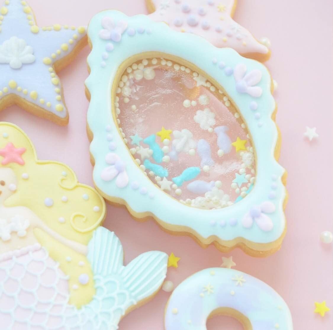 海のシャカシャカクッキー