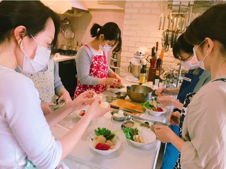 熊谷真由美のおもてなし料理教室