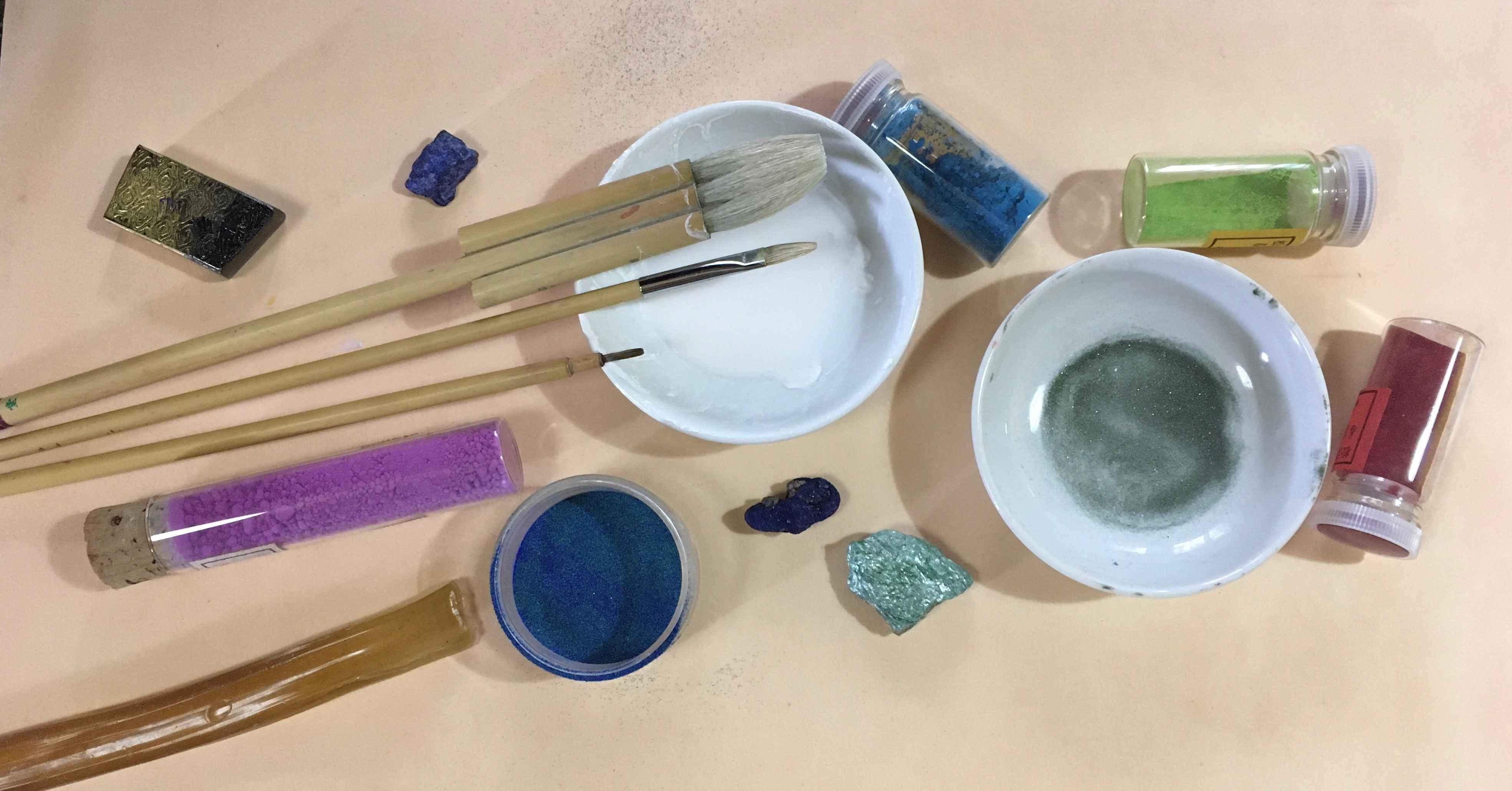 日本画・絵画プライベート教室