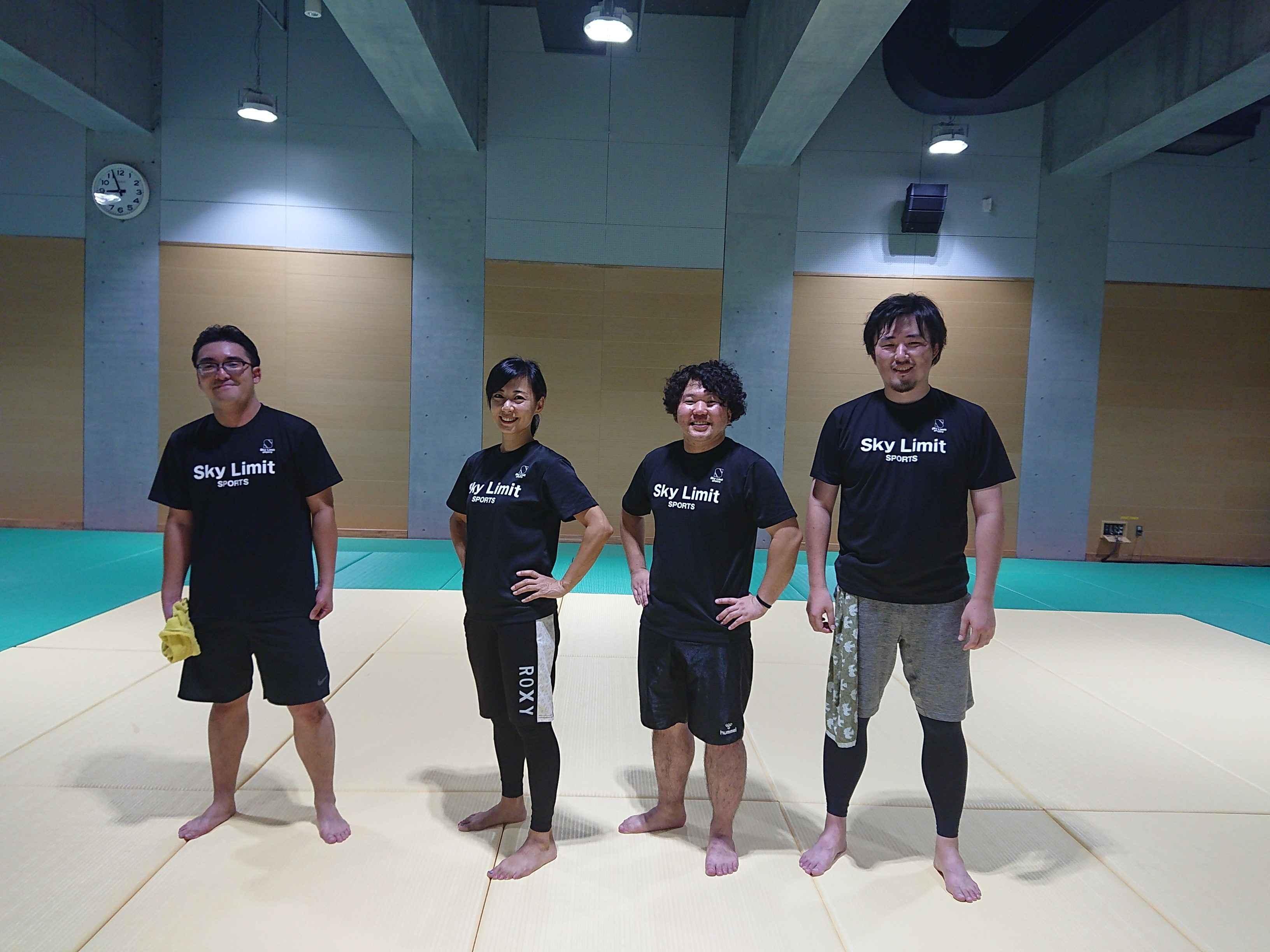 スカイリミットスポーツ三鷹 キックボクシングスクール