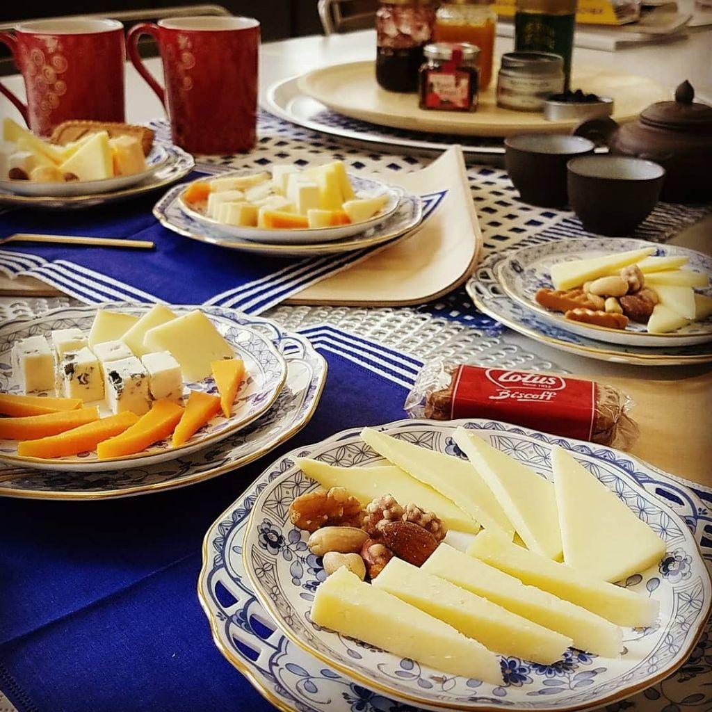 【fromage salon】le moment gracieux