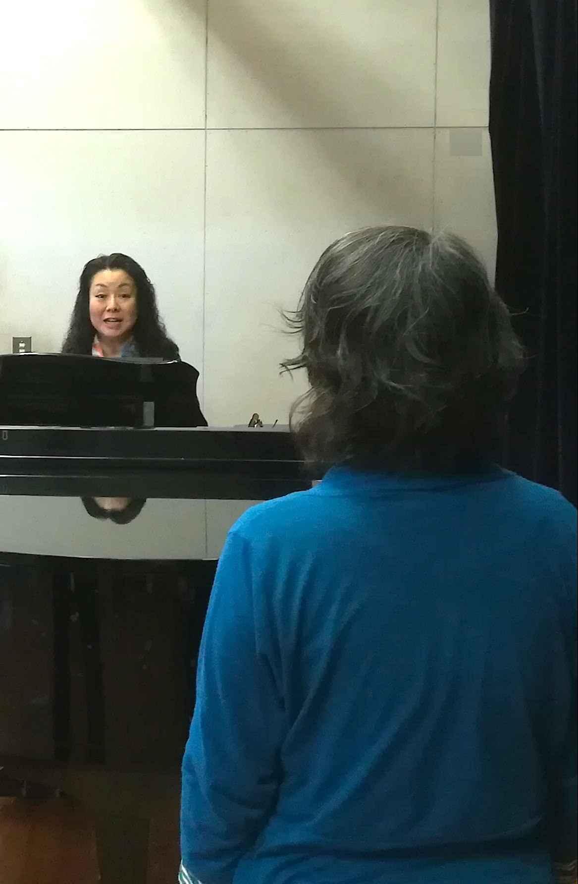 表現者のためのヴォイストレーニング(高円寺)