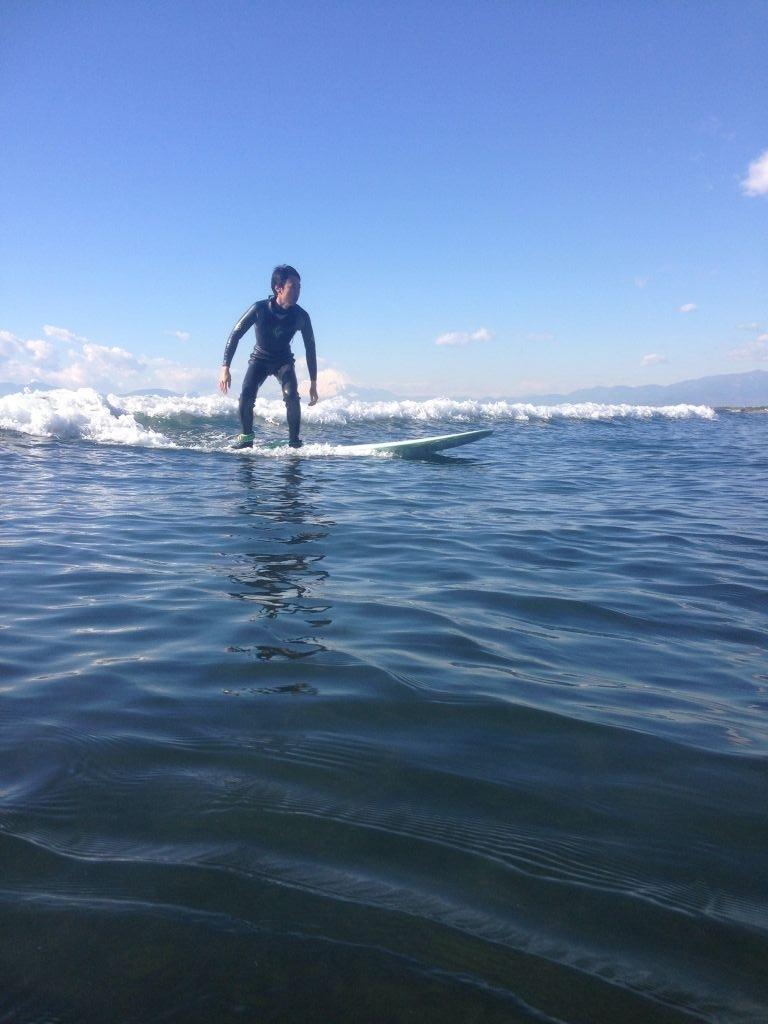 サーフィンスクール A-frame surf garage 湘南