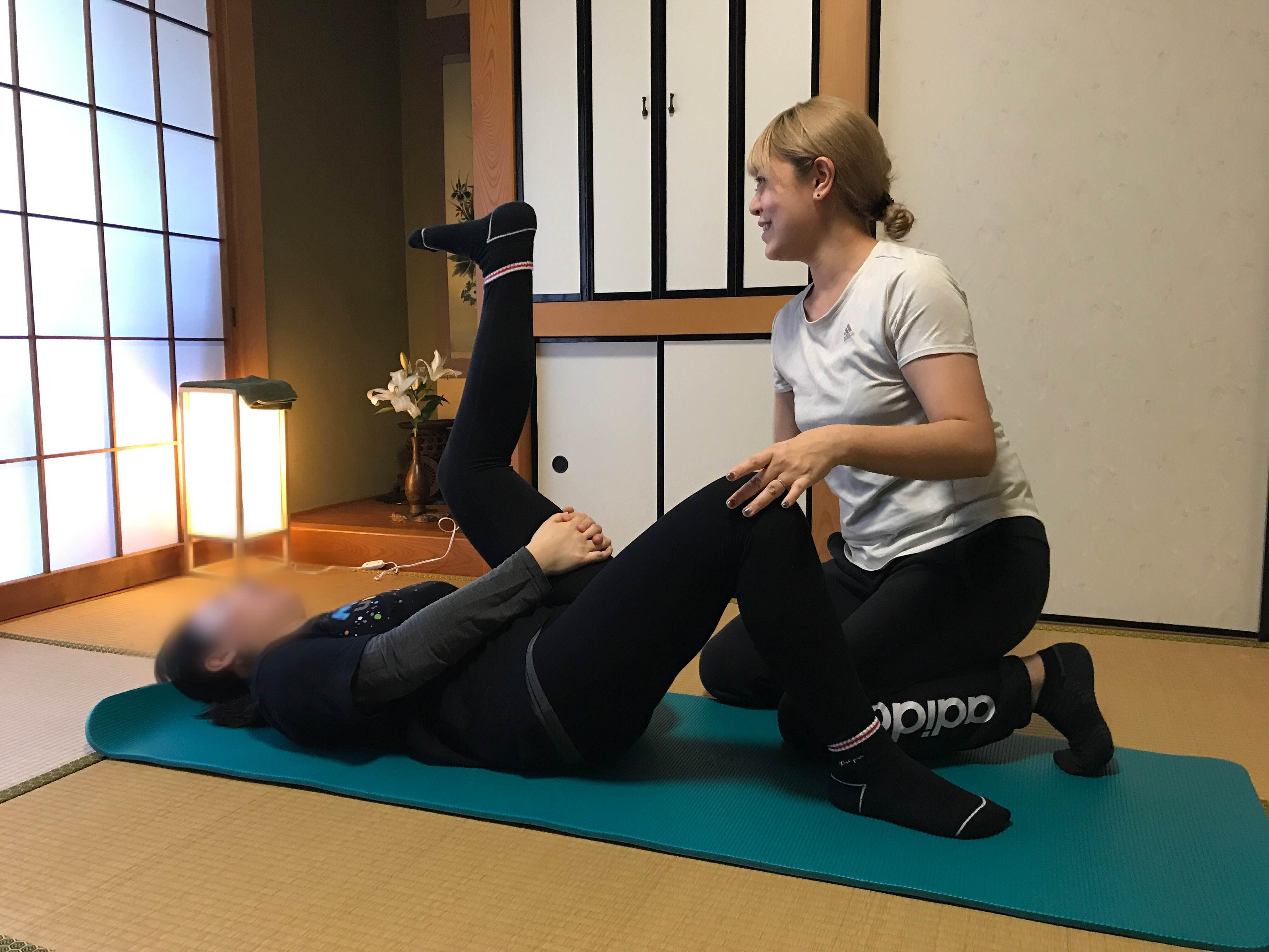 <女性専門>楽しく学べる柔軟性向上ストレッチ