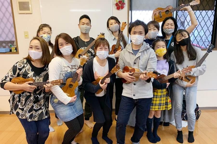 八千代ウクレレ教室(セレクトーンミュージックスクール)