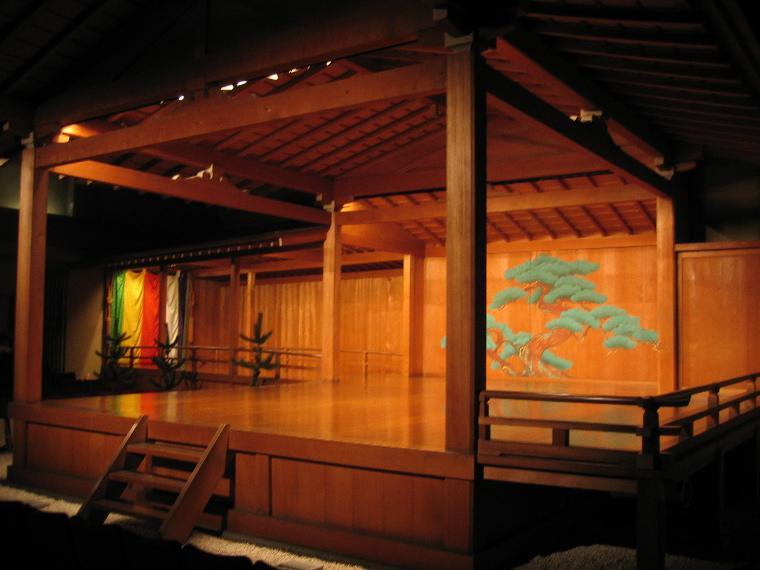能楽 仕舞 謡教室 東京 東中野梅若能楽学院教室
