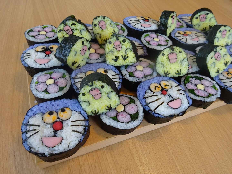 Art Sushi Norikororin  寺子屋のりころりん