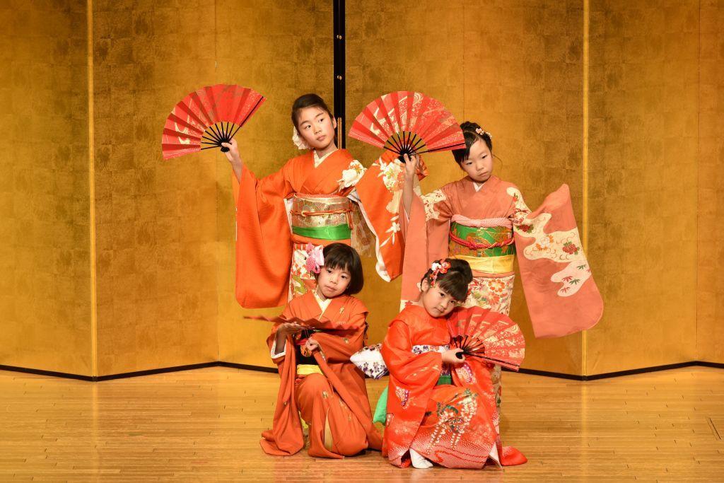 藤間勘楊日本舞踊教室