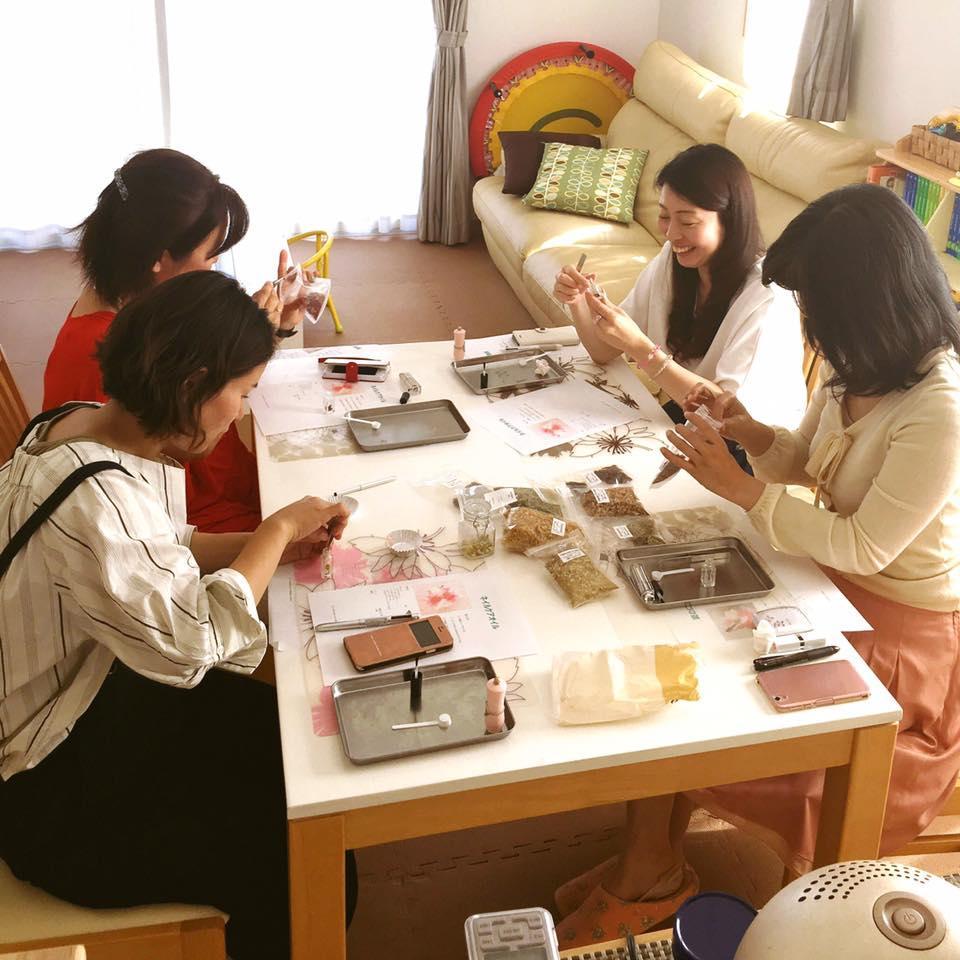 手作りコスメ教室NAANO