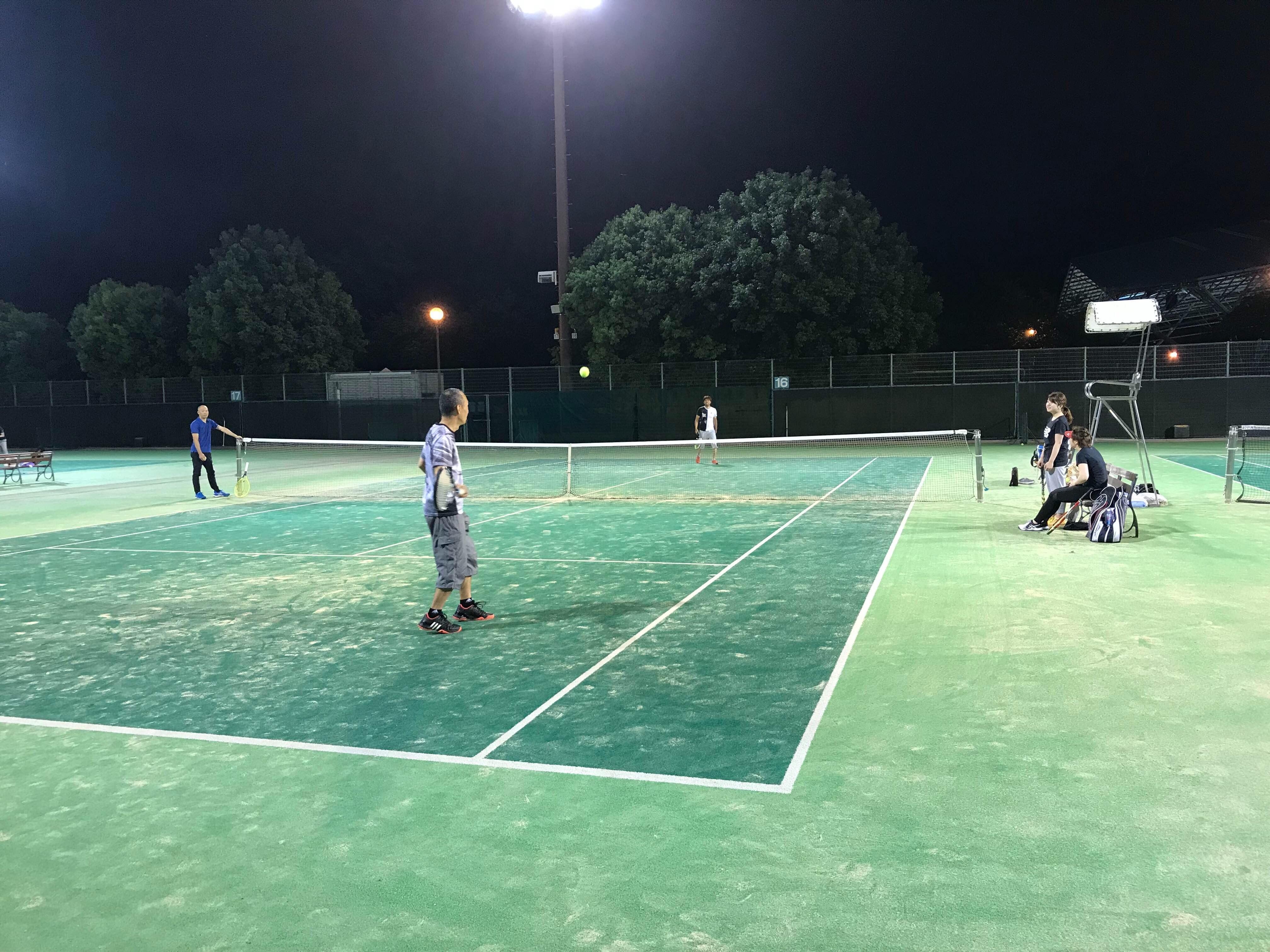 浜松footworkテニス倶楽部!