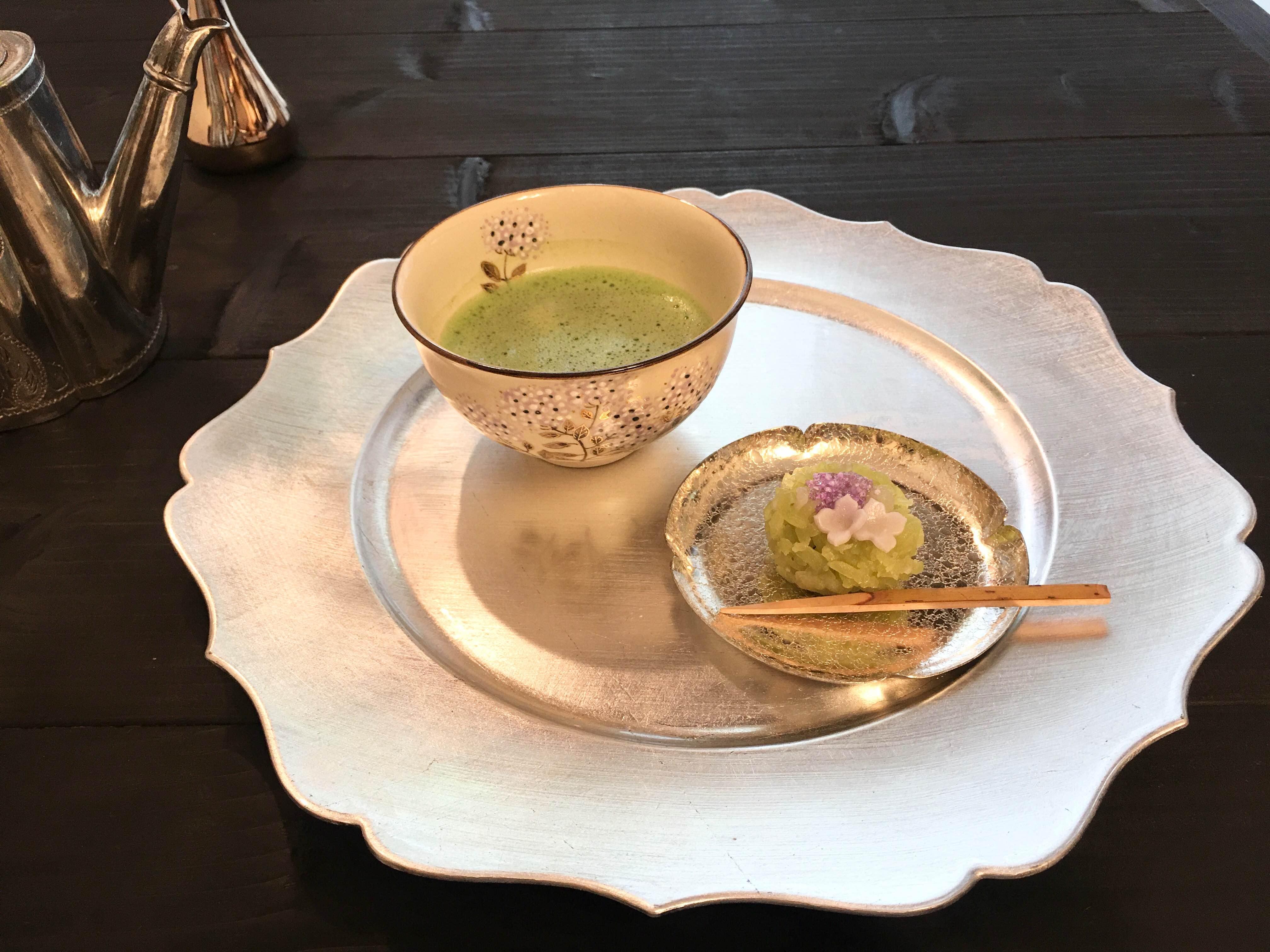 【オンライン】おうちにいながら♡茶道体験