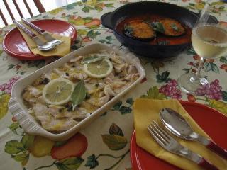 イタリア家庭料理 おもてなし料理教室 クッチーナ・トモミ