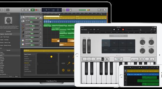 シーケンスソフトのGarageBandで音作り教室