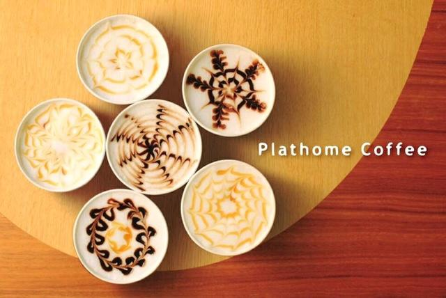 cafe&workshop PlathomeCoffee 相模原校